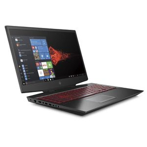 "PC Portable OMEN by HP PC Portable - 17-cb0012nf - 17,3""FHD - Intel® Core™ i7-9750H - RAM 8Go - Stockage 512Go SSD - RTX2060 - Win 10 pas cher"