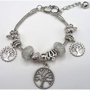 BRACELET - GOURMETTE Bracelet pandora arbre de vie