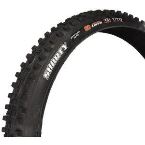 Tubeless Maxxis Minion DHF pneu 27.5x2.60 pliable 120tpi 3 C maxxterra Comp Exo