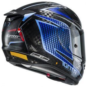 CASQUE MOTO SCOOTER Casque moto intégral HJC RPHA11 carbon Jackson str