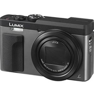 APPAREIL PHOTO COMPACT Panasonic Lumix DMC-TZ90 argent appareil photo num