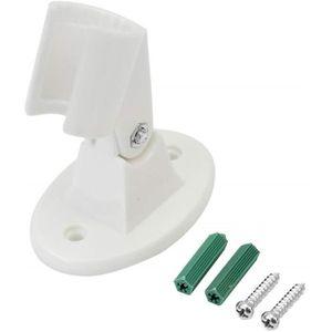 FIXATION - SUPPORT TV @M7766 Blanc Salle de bains Handheld Tête de douch