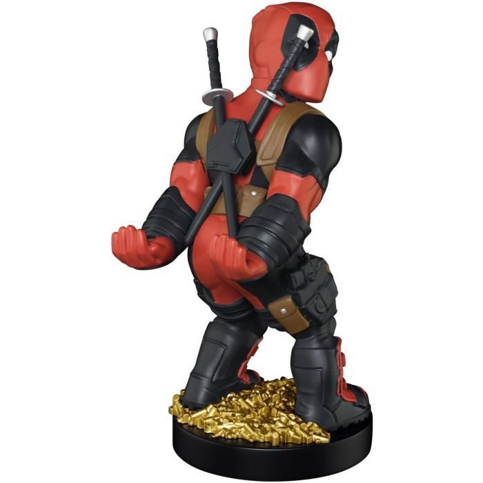 Hasbro Marvel Legends Deadpool Series Câble Figure Comme neuf IN BOX