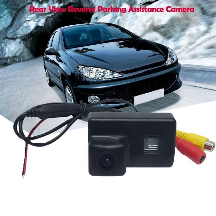 Aide au stationnement arrière de caméra de recul pour Peugeot 206-207-306-307-308-406 _AD2169