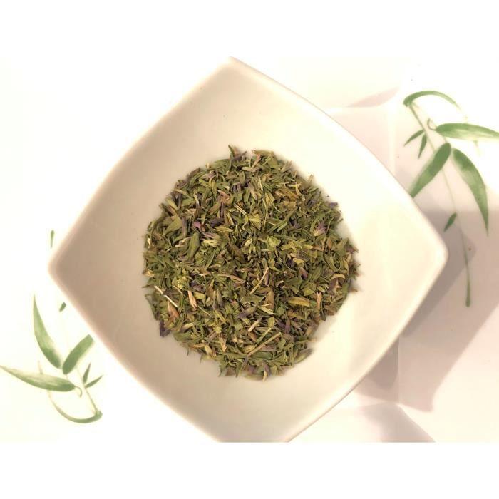 Hysope feuilles coupées biologique les 30 gr