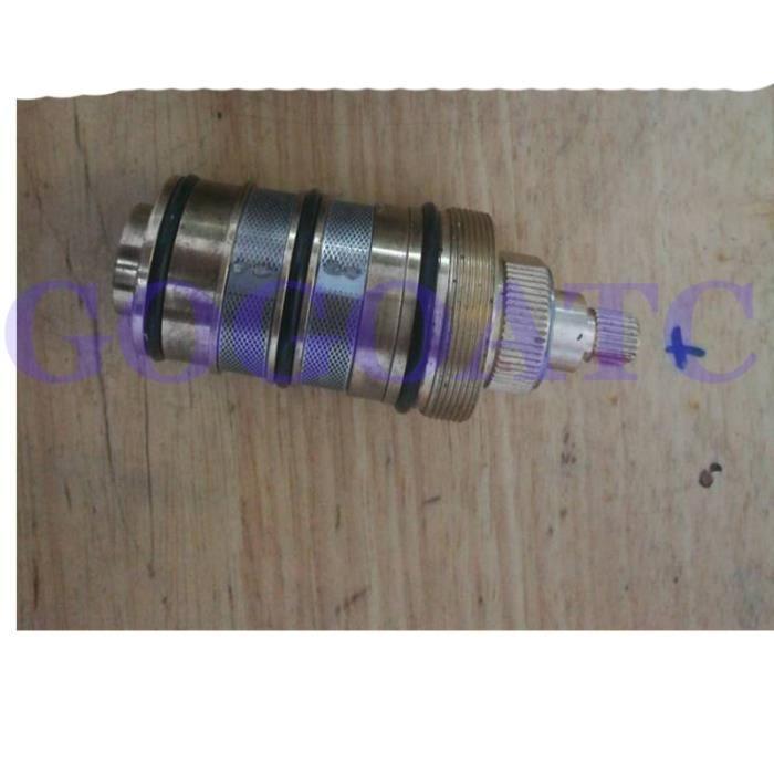 Robinet baignoire,Cartouches thermostatiques, noyau de valve fileté, noyau de valve d'écran de douche - Type 2