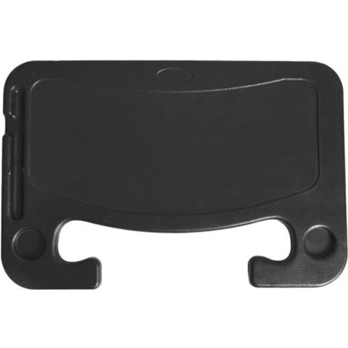 1 pièces volant de voiture plateau de repas bureau d'ordinateur portable pour manger lecture travail noir universel grande taille