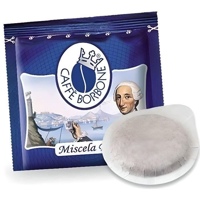Caffè Borbone - Bleu capsule Mix Pack de 100 pièces papier filtre 44mm