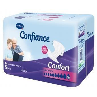 HARTMANN Change Complet Confiance Confort 10 G ...