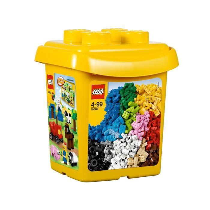 LEGO Briques 10662 Baril de Briques