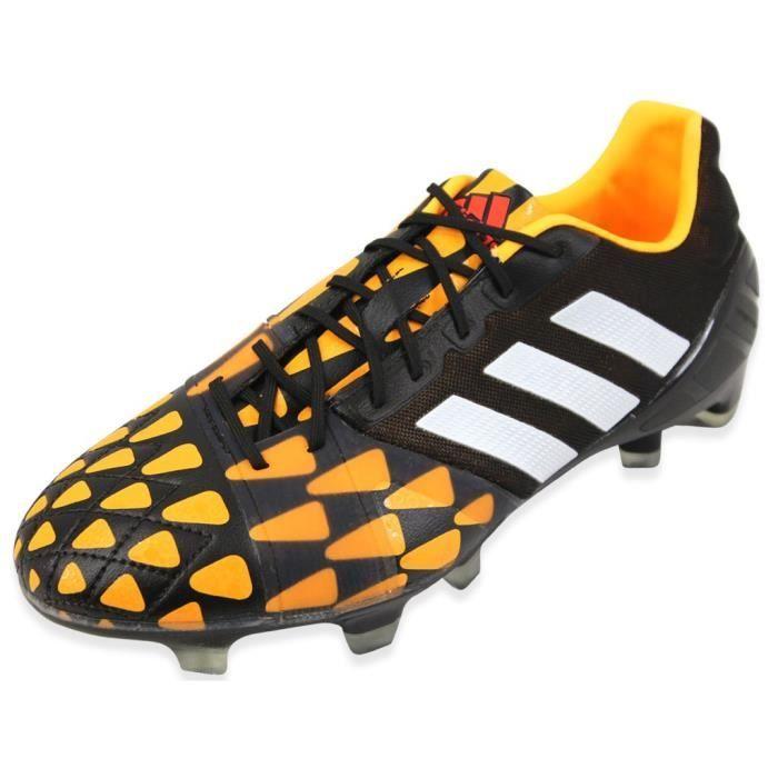 NITROCHARGE 1.0 FG BKO- Chaussures Football Homme Adidas