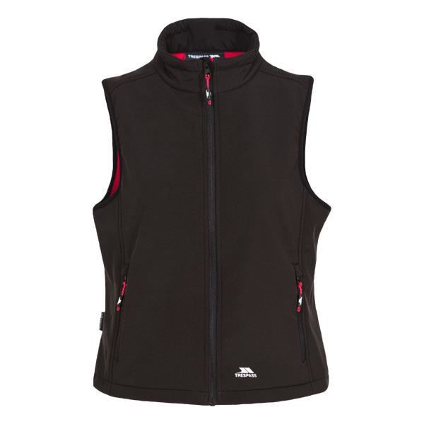 NORMA - gilet softshell adulte- femme