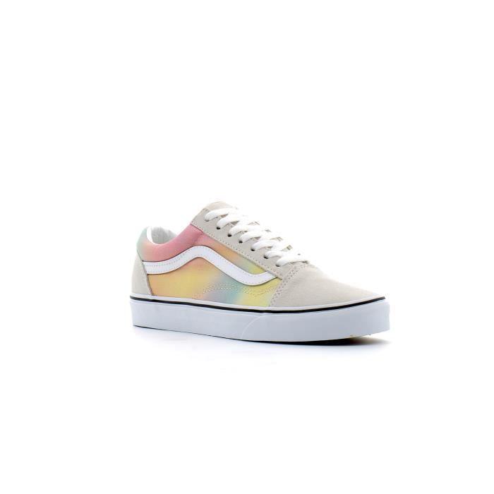 Basket - vans chaussures old skool Multicolore
