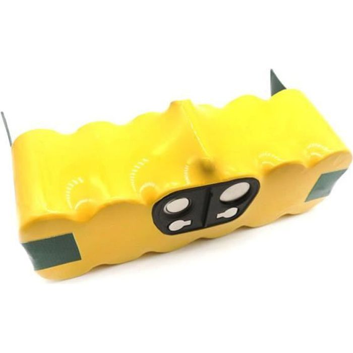 14,4 V 4500mAh batterie pour iRobot aspirateur Roomba, 500 530 540 550 620 600 650 700 780 790 870