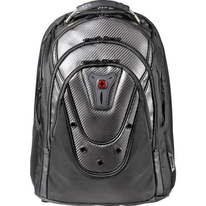 Sac à dos pour ordinateur portable Wenger 605498 Au maximum: 43,9 cm (17,3-) gris