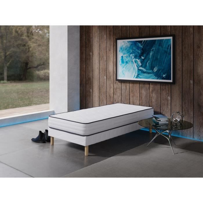 achat matelas sommier maison design. Black Bedroom Furniture Sets. Home Design Ideas