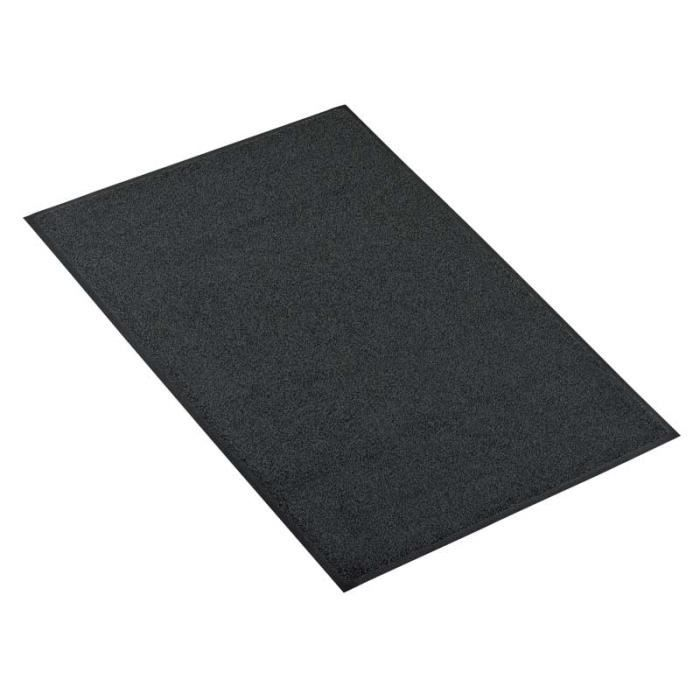 tapis d 39 entr e roclean gris acier achat vente tapis d 39 entr e cd. Black Bedroom Furniture Sets. Home Design Ideas