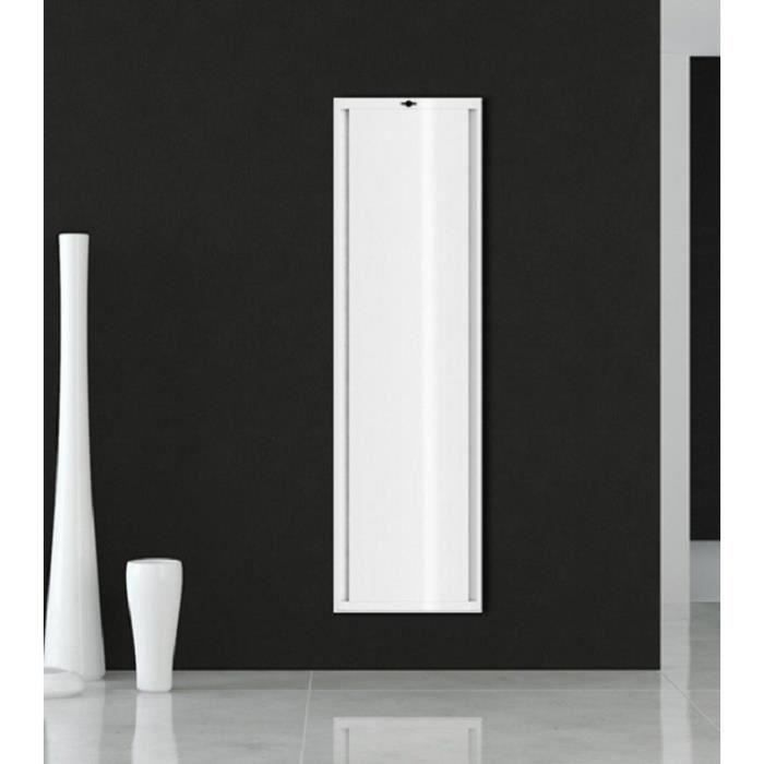 radiateur electrique vertical 1500 achat vente. Black Bedroom Furniture Sets. Home Design Ideas