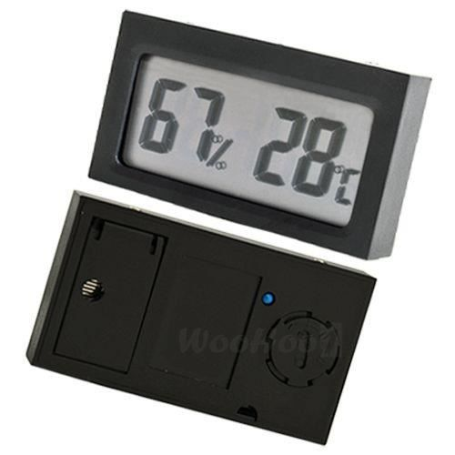 colemeter lcd thermometre hygrometre testeur d 39 humidite interieur 3v achat vente thermom tre. Black Bedroom Furniture Sets. Home Design Ideas