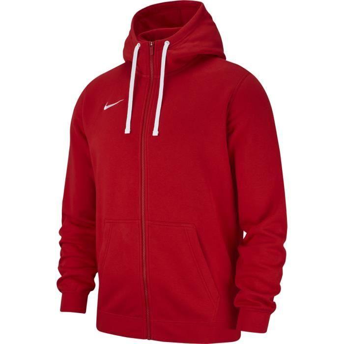 Sweat à Capuche Zippé Nike Team Club 19 pour homme