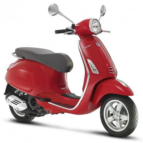 vespa primavera 50cc 2t rouge achat vente scooter vespa primavera 50cc 2t rou cdiscount. Black Bedroom Furniture Sets. Home Design Ideas