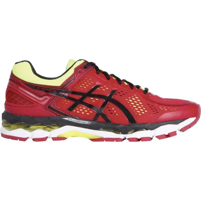 asics baskets chaussures running gel kayano 22 homme prix pas cher cdiscount. Black Bedroom Furniture Sets. Home Design Ideas