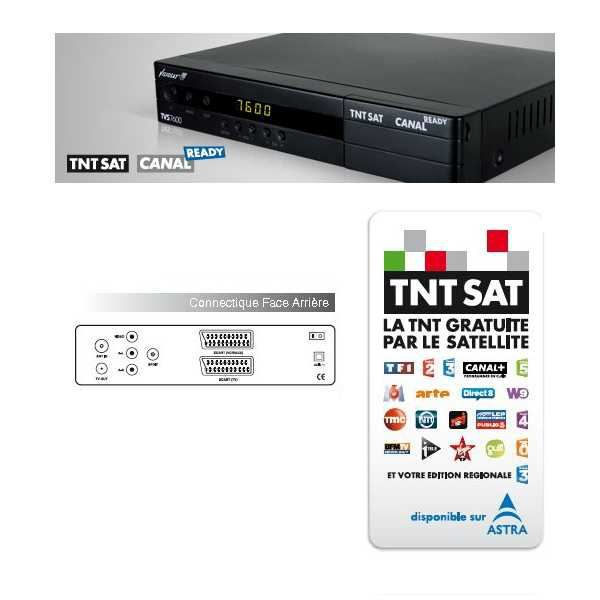 visiosat tnt sat terminal canal ready tvs7600. Black Bedroom Furniture Sets. Home Design Ideas