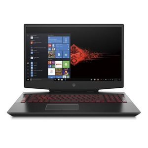 Achat discount PC Portable  OMEN by HP PC Portable - 17-cb0012nf - 17,3