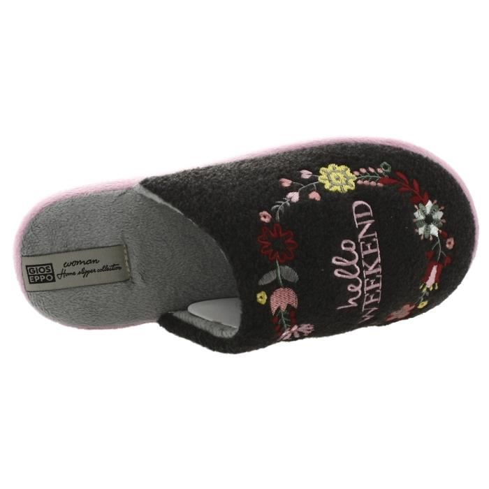 chaussons / pantoufles 36911 femme gioseppo atersse