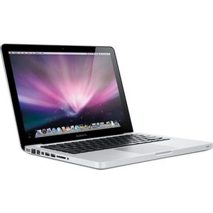 "Vente PC Portable Apple MacBook Pro A1278 MD101 13.3"" Intel Core i5 2.5Ghz, 8 Go RAM, 250 Go SSD, Clavier QWERTY pas cher"