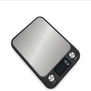 ETAGÈRE MURALE 10kg haute précision 1g en acier inoxydable balanc