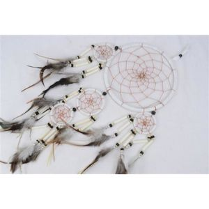 ATTRAPE-RÊVES Attrape rêve 16cm / Capteur de rêves 5 anneaux en