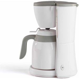 CAFETIÈRE LIVOO DOD129G Cafetière isotherme - Blanc