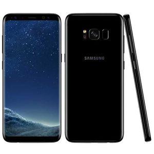 SMARTPHONE Noir- Pour Samsung Galaxy S8 Plus G955U 64GB  occa