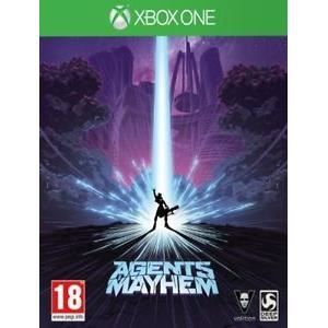 JEU XBOX ONE Agents Of Mayhem Steelbook Edition Xbox One (UK Im