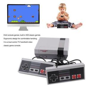 JEU CONSOLE RÉTRO NES Rétro Mini TV console de jeu vidéo de poche in