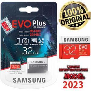 CARTE MÉMOIRE Carte Mémoir Samsung Evo Plus 32 Go Micro sd SDXC