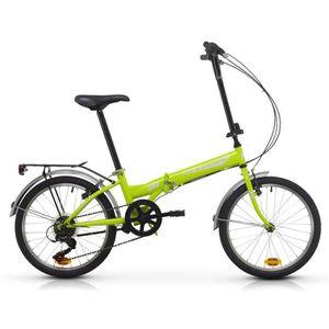 VÉLO PLIANT Vélo Pliable Hi-ten Racer MOON 20
