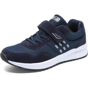 Chaussure homme velcro
