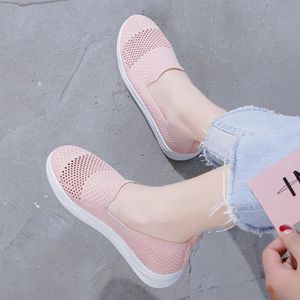 SLIP-ON Slip-on Souliers simples de femme Mode Femmes Casu