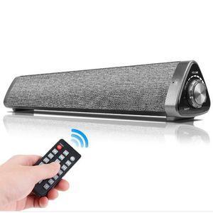 BARRE DE SON Enceinte Barre de Son Bluetooth 10W, TV Soundbar/T