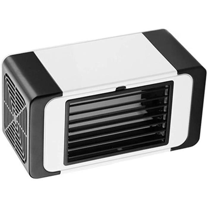 Climatiseur Portable Maison Petit Usb Cool Air Climatiseur Mobile Silencieux Sans Evacuation Glace Leger[355]
