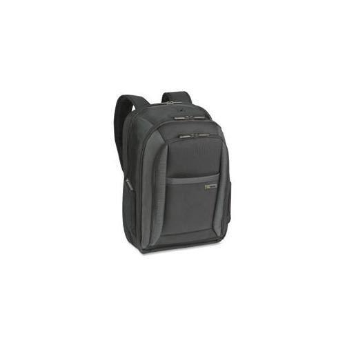 Valise Ou Bagage Vendu Seul MN8RD Men's CLA7034 Sterling 16'' CheckFast Backpack, 13 3/4 x 6 1/2 x 17 3/4, Black