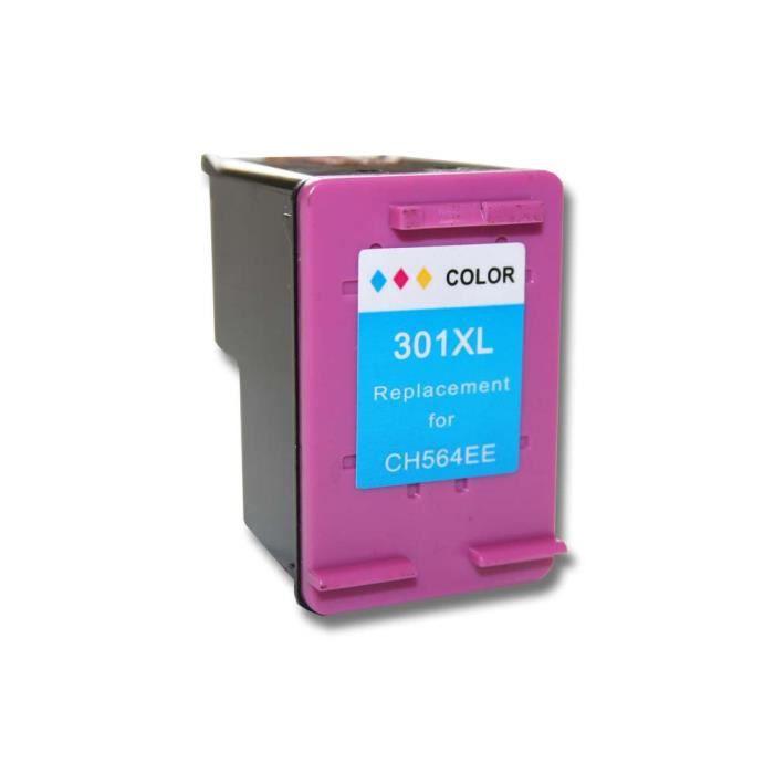 Cartouche compatible Couleur XL pour HP Envy 4500