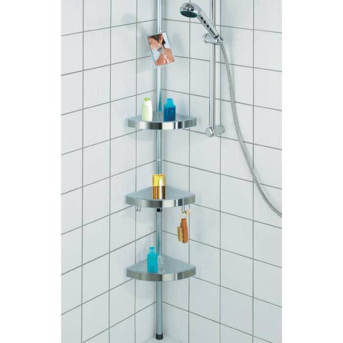 Etagère de douche télescopique premium