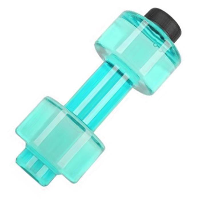 Casquette solide de formation de force de forme physique d'écolière d'haltère gonflable d'haltère d'eau