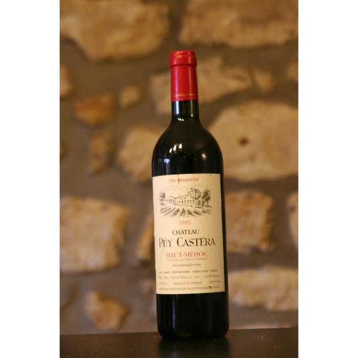 Château Puy Castera 1995 Rouge