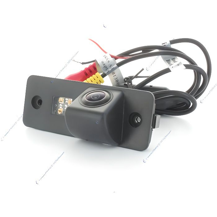 Caméra de recul VW filaire POLO PASSAT CC TIGUAN GOLF TOUAREG - plaque immatriculation