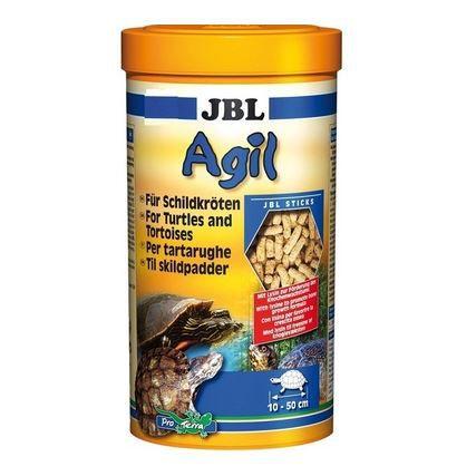 JBL Nourriture en bâtonnets Agil - Pour tortues - 1L