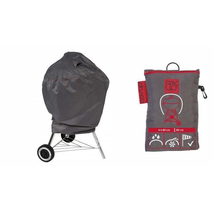 Barbecue Cover Bouilloire Imperméable Respirant Qualité Protection élastique rond